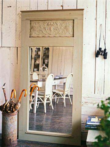 Идеи для дома из зеркал