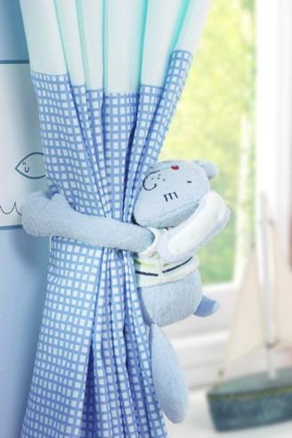 Подхват для шторы своими руками для детской