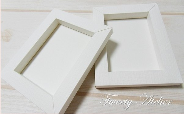 Сделать рамку своими руками из бумаги