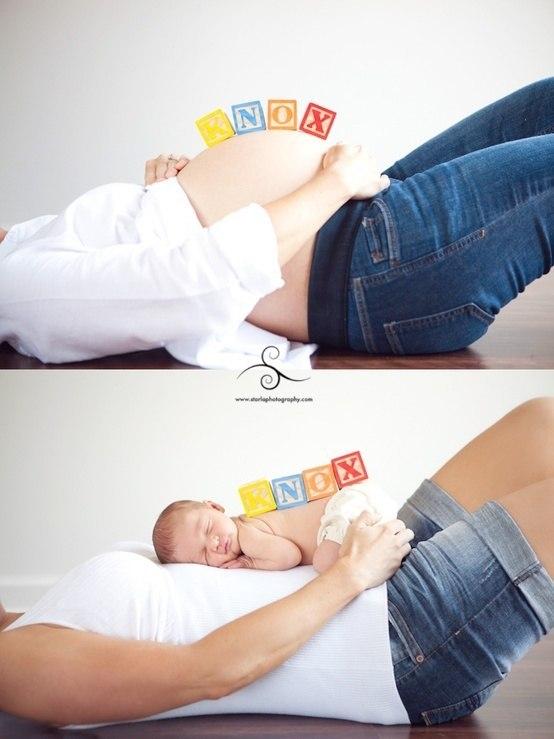 Идеи фото дома для беременных