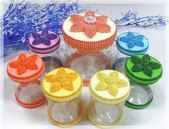 Коробочки своими руками из пластиковых бутылок
