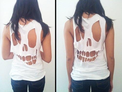 Что можно сделать с футболкой своими руками фото