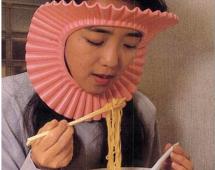 Как не обляпаться макаронами
