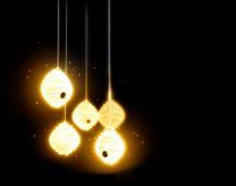 Лампа - улей