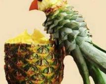 Попугай-ананас