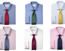 Идея: Сочетание костюма, рубашки и галстука