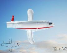 Самолёт-переросток