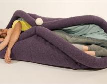 Одеяло-буритто