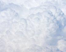 Пейзаж - облака