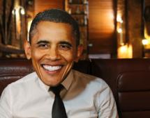 Маска Обамы