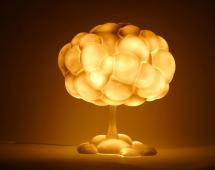 Светильник - ядерный взрыв