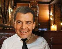 Маска Медведева