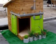 Будка для собаки - баня