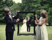 Свадебная фотография с детьми