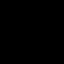 Коса из четырех прядей: окончательный вид