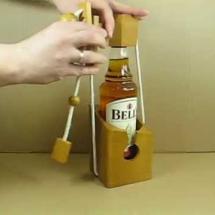 Видео головоломки с бутылкой