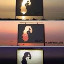 Реклама краски для волос